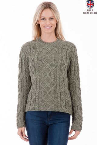 Sweaters Online - British made jumpers, some with British Wool