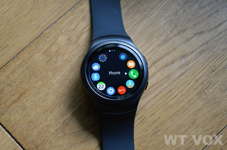 call and notifications samsung gear s2