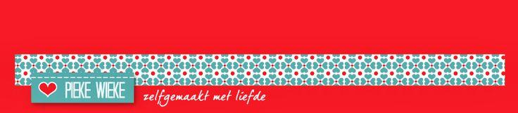 Pieke Wieke: website met duidelijke DIY