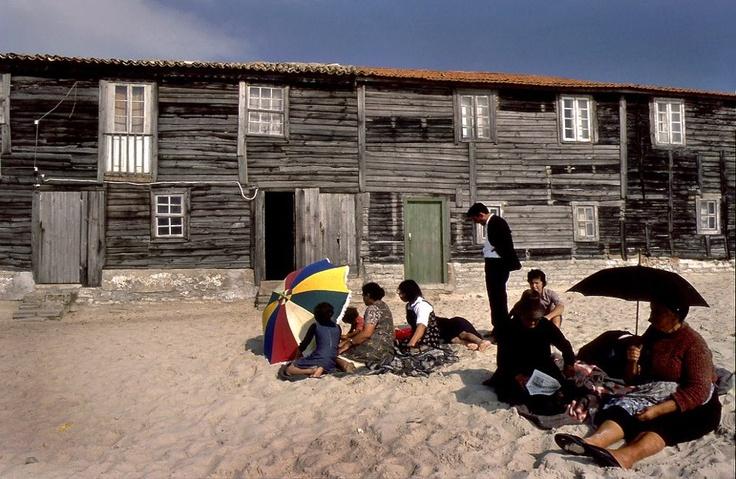 ... praia de Mira 1977