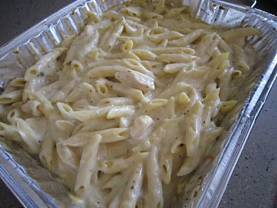 Living a Changed Life: Recipe Review: Weight Watchers Chicken and Cheese Casserole