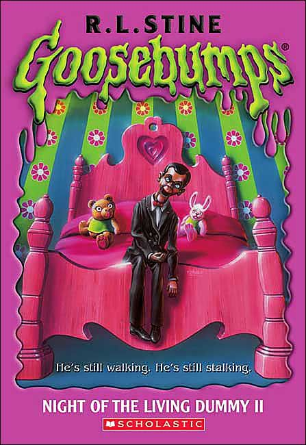 Night Book Cover Ideas ~ Bwahaha goosebumps series by r l stine one title i