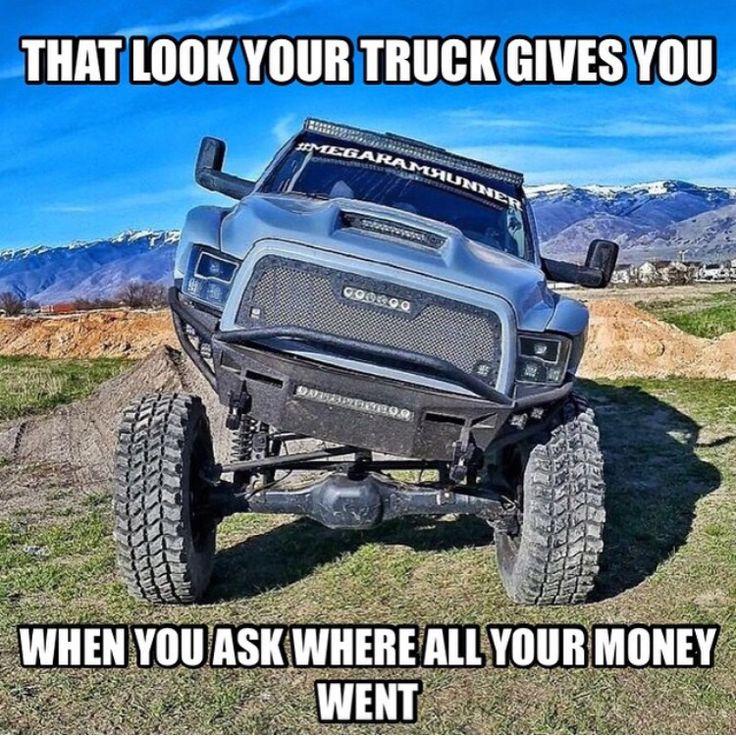 www.DieselPowerGear.com Cummins Mega Ram Runner Dieselsellerz meme #DieselSellerz #DieselPowerGear #Cummins