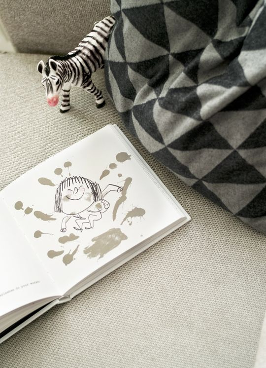 The Smartypants Guidebook by Elisabeth Brami & Serge Bloch for #PetitBateau's 120th B-day thecoolheads.com
