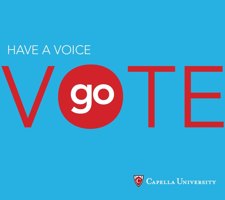 Have a voice --> #VOTE! Check out this great resource to get ...