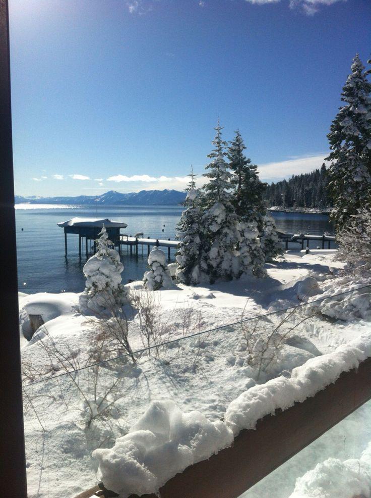 Lake Tahoe Winter Wallpaper Desktop Background: 85 Best LAKE TAHOE Images On Pinterest
