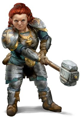 Races -- Dwarf | Dungeons & Dragons