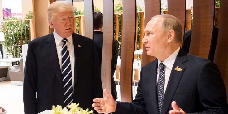 Donald Trump met with Russian President Vladimir Putin today and according to Secretary of State Rex Tillerson, the two spoke …Donald Trump Sides With Vladimir Putin Over U.S. Intelligence Agencies Concerning Russian Election Interference