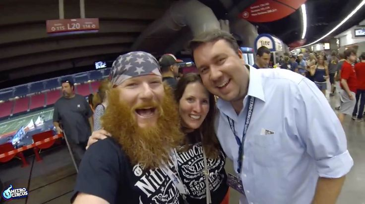 awesome Badass Fans of Nitro Circus