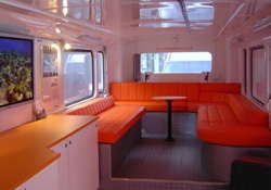 short bus conversion: Buses, Rv Converse, Bus Ideas, Bus Interiors, Converse Inspiration, Shorts Bus Converse, Rvs, Campers Renovation, Portable Tiny House