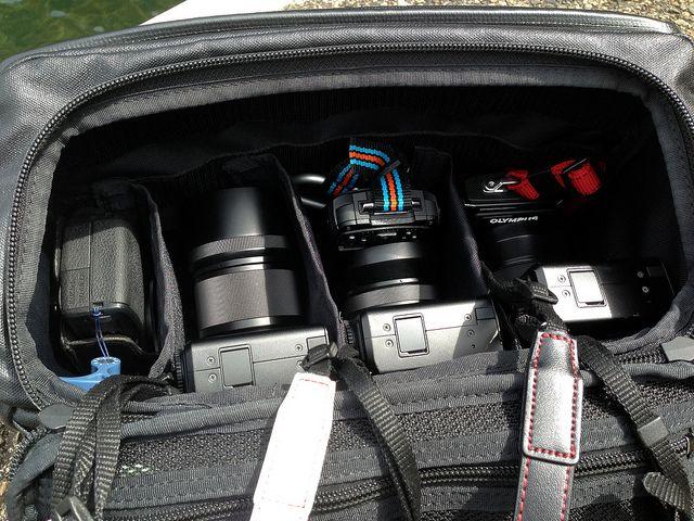 デジカメ6台って、ちょっとすごいなあw。いろいろとw