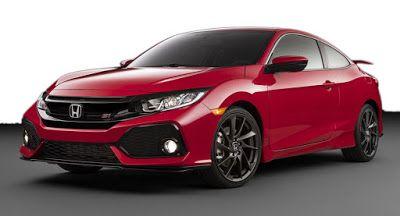 New 2017 Honda Civic Si kommt im nächsten Jahr mit 15 l Turbo VTEC Concepts Featured Honda Honda Civic Honda Civic Si Honda Concepts LA Auto Show