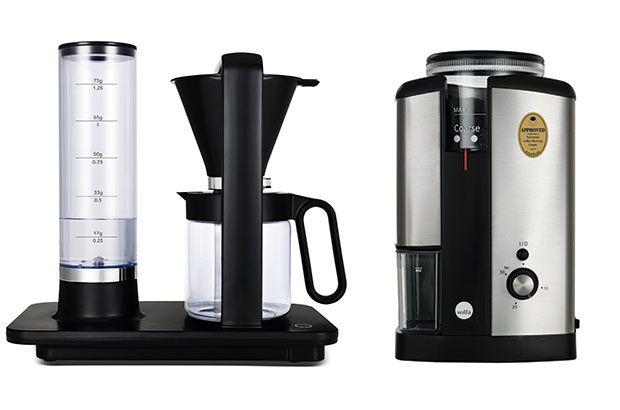 Vinn kaffetrakter og kaffekvern fra Wilfa - Tara