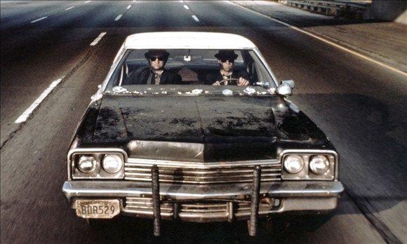 1974 Dodge Monaco, 'The Blues Brothers'
