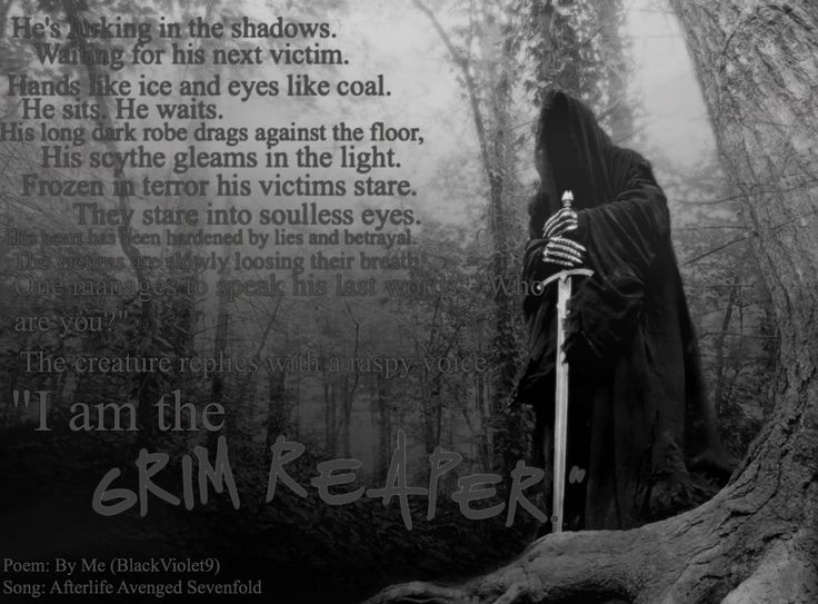 grim reaper quotes death - photo #15