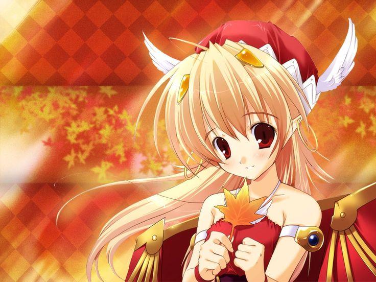 cute anime angel wallpaper - photo #31