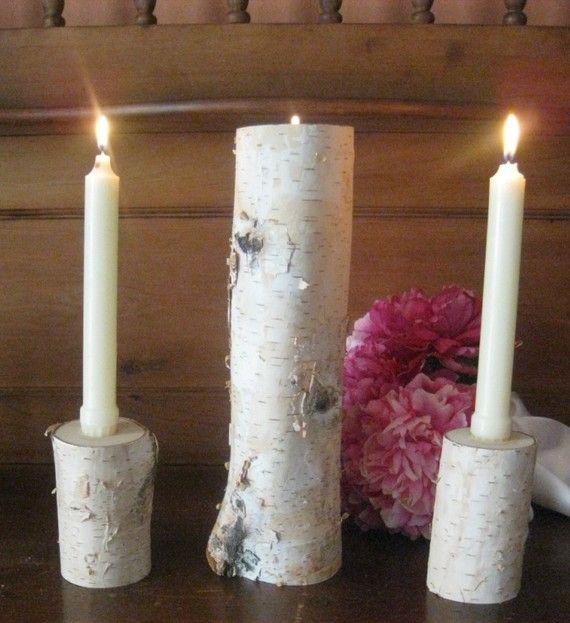 17 Best images about Birch Bark Crafts on Pinterest  Vases, Stick ...