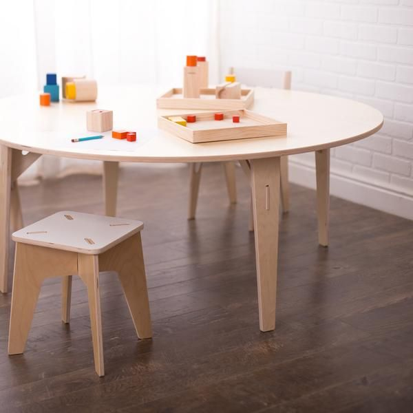Round Tables Round Kids Table Kid Table Modern Kids Table