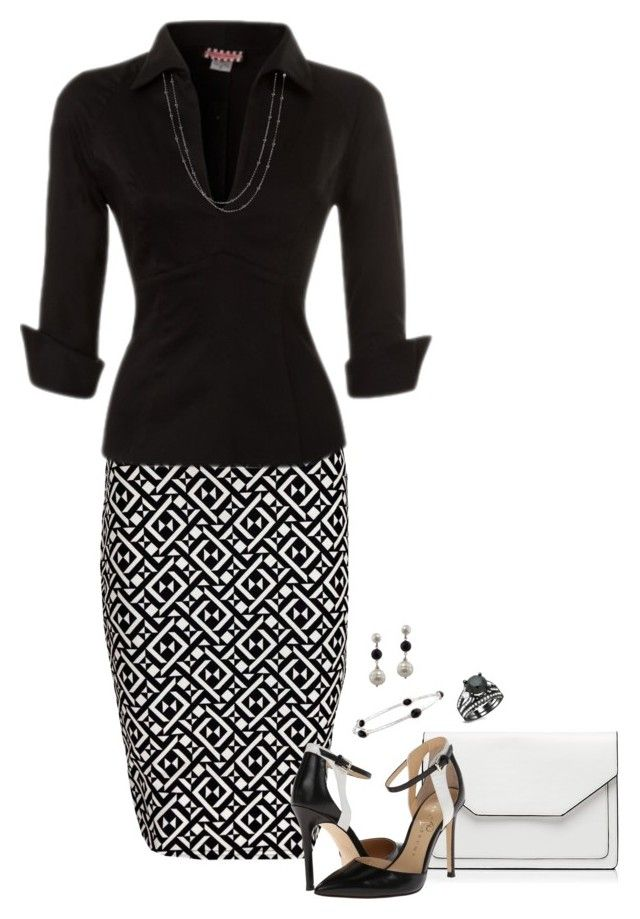 Office Wear - 140 by anastasiabeaverhausenxo on Polyvore featuring polyvore, fashion, style, Pinup Couture, Boohoo, Forever New, Honora, Ippolita, David Yurman, Ivanka Trump and clothing