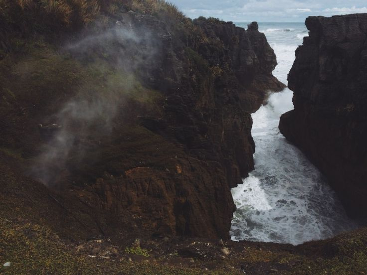 Pancake Rocks // Punakaki, NZ