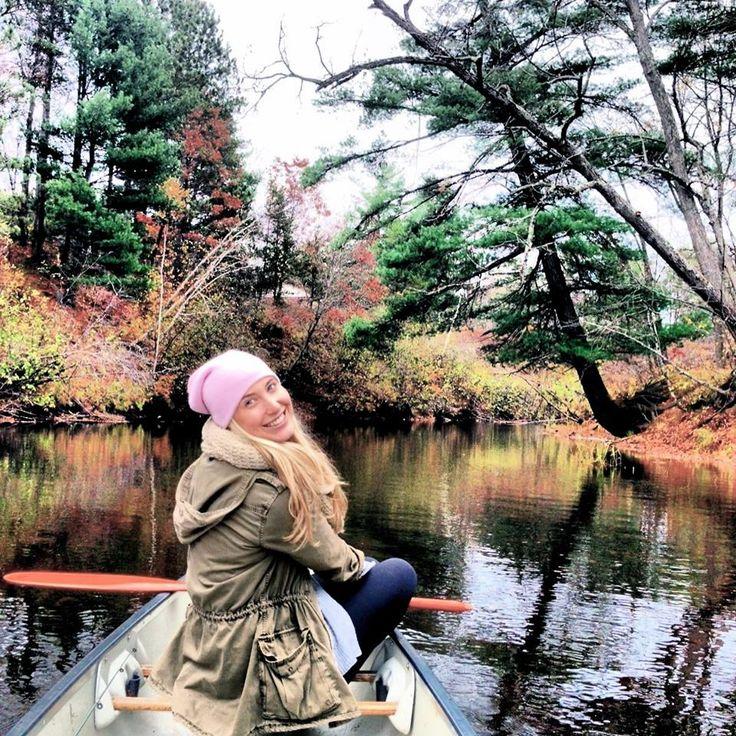 Canoeing in Ontario #canoe #nature #wild #ontario #canada #thegreatoutdoors