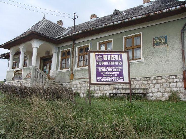 Muzeul etnografic Nicolae Fruntes, Sirnea
