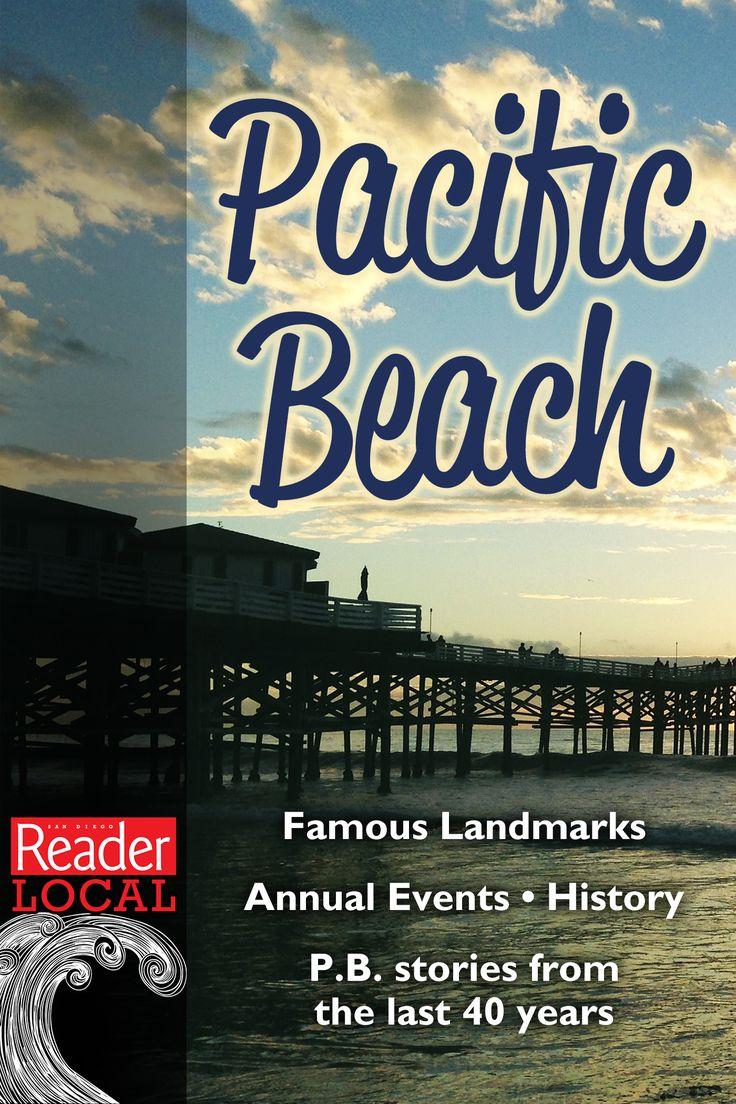 All Things Pacific Beach (Reader Local series), San Diego Reader Books