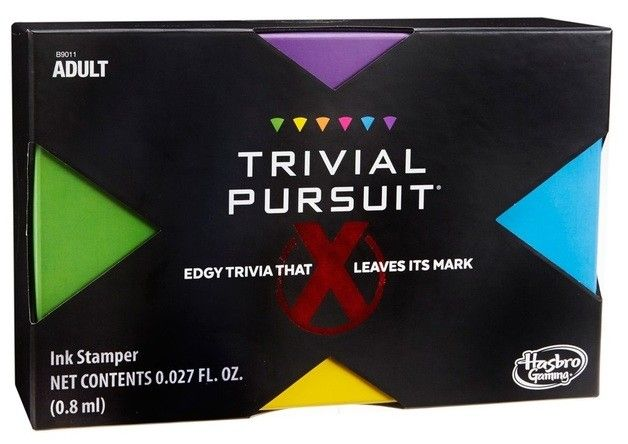 Trivial Pursuit X (Toyworld)