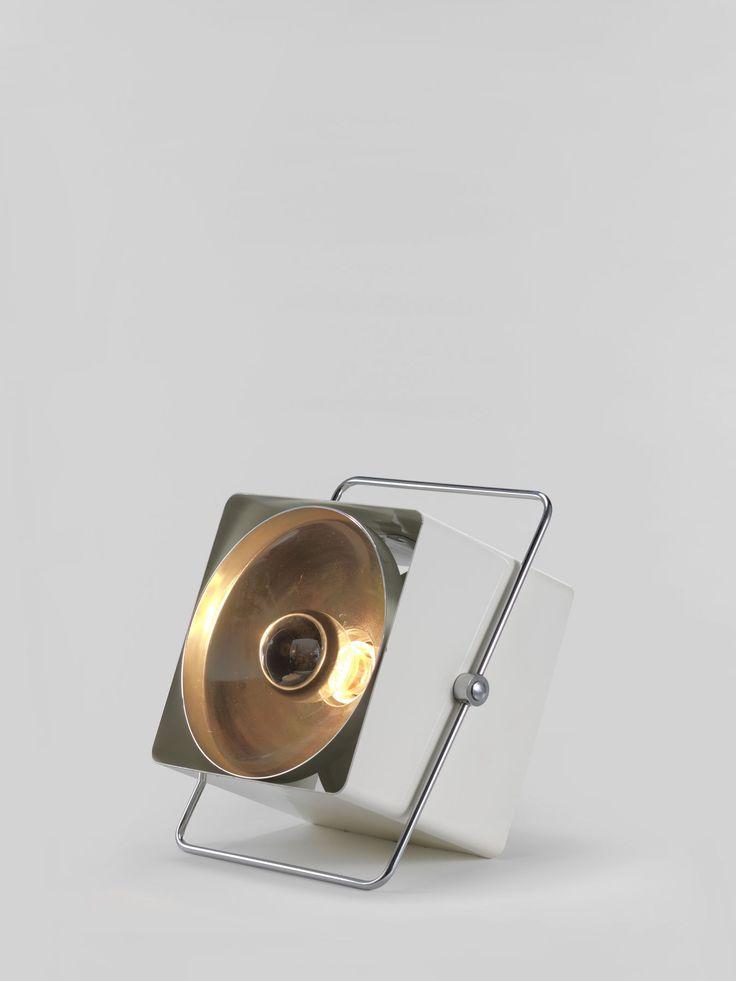 Roger Fatus  Table Lamp, 1967  Edition Parscot