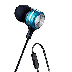 AIKAQI インナーイヤー型 イヤホン カナル型 密閉型 高音質 ステレオインサイドホン マイク付き 通話可能 高遮音性 運動 軽量 iphone/samsung galaxy/sony/htc スマホ 対応 イヤフォン X9 ブルー おすすめ度*1 カナル型の小型軽量なイヤホン。遮音性はそれほど高くないが、音漏れはそれほどでもない。 【1】外観・インターフェース・付属品 付属品は缶ケースとキャリイングケース、イヤーピースの替え。タッチノイズはそこそこ。 【2】音質 始めの印象は篭もった音という感じで、とくにクラブミュージックサウンドやロックでは露骨に篭もって聞こえたが、JAZZなどおとなし…
