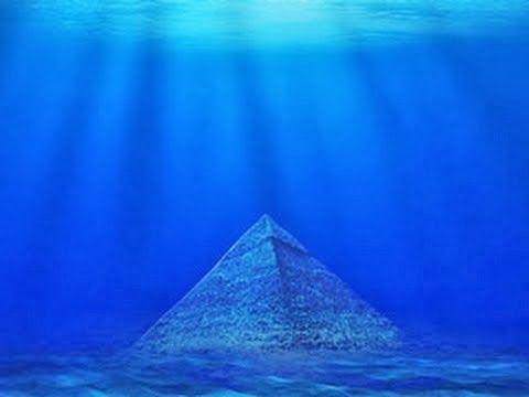 bermuda triangle | ... Pyramids Discovered in the Depth of Bermuda Triangle Underwater