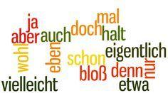 German modal particles explained