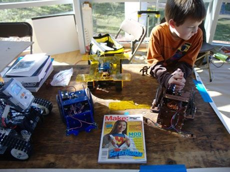 Writing teacher, world citizen and guest blogger Stephanie West-Puckett reflects on the idea that, by integrating Maker culture into curriculum, we are transforming how learning happens in our schools.
