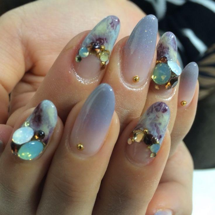 50 Fantastic Japanese Nail Art Designs, Ideas & Trends