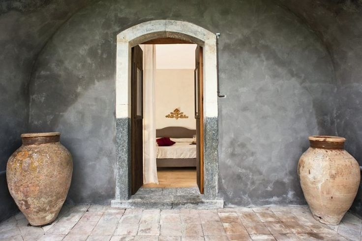 Monaci delle Terre Nere, a country boutique hotel by Giuseppe Merendino