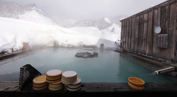Manza Onsen Travel Guide/February
