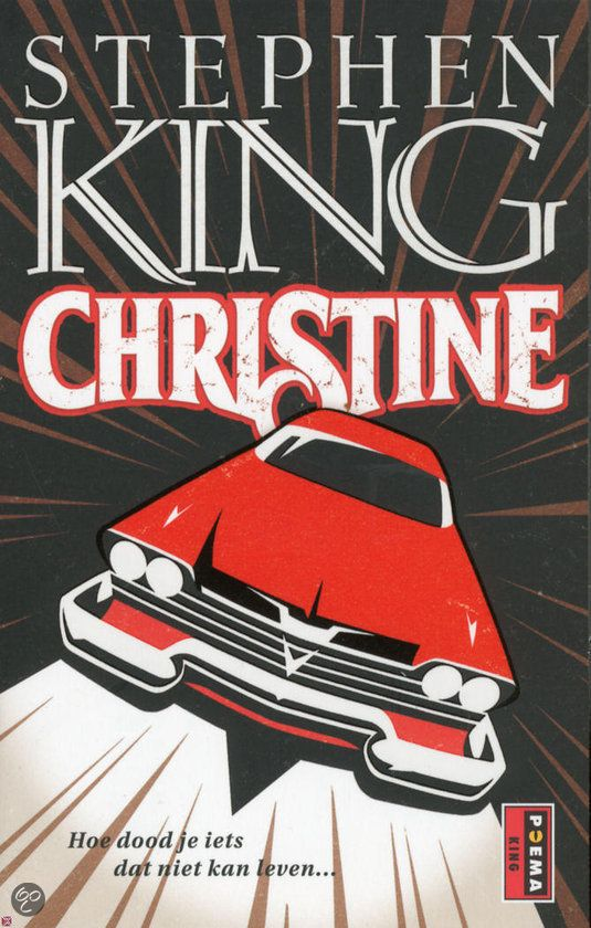 christine stephen king book - photo #4