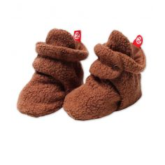 This is the best baby footwear out there. This company gets how totally useless socks are on a baby.