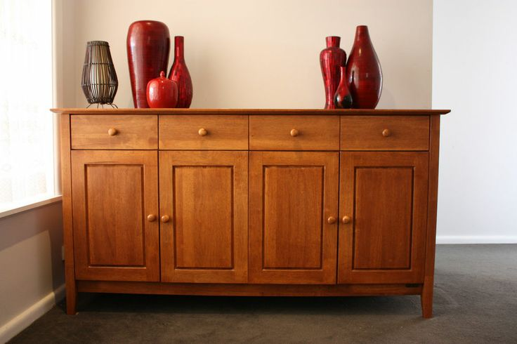 Diamond Creek Furniture Collection Hardwood Sideboard Buffet Cabinet | Home  decor | Pinterest | Buffet cabinet, Sideboard buffet and Furniture  collection - Diamond Creek Furniture Collection Hardwood Sideboard Buffet