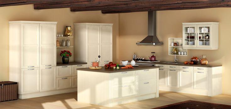 Teisseire cuisine (photo 7/10) - Un modèle de cuisine plutôt original.