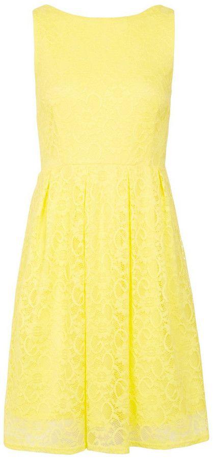 F&F Lace Prom Dress