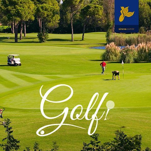 How about a delighting golf experience on the green flora in accompany with the very clean Mediterranean weather?