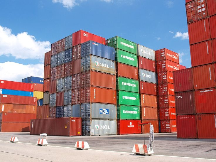 Free Image on Pixabay Container, Cargo, Freight Harbor