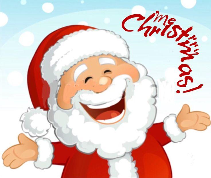 Merry Christmas, Santa claus   Año nuevo y navidad   Pinterest