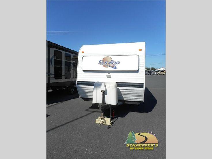 Used 2001 Sunline T2470 Travel Trailer at Tom Schaeffer's RV Superstore | Shoemakersville, PA | #11441B