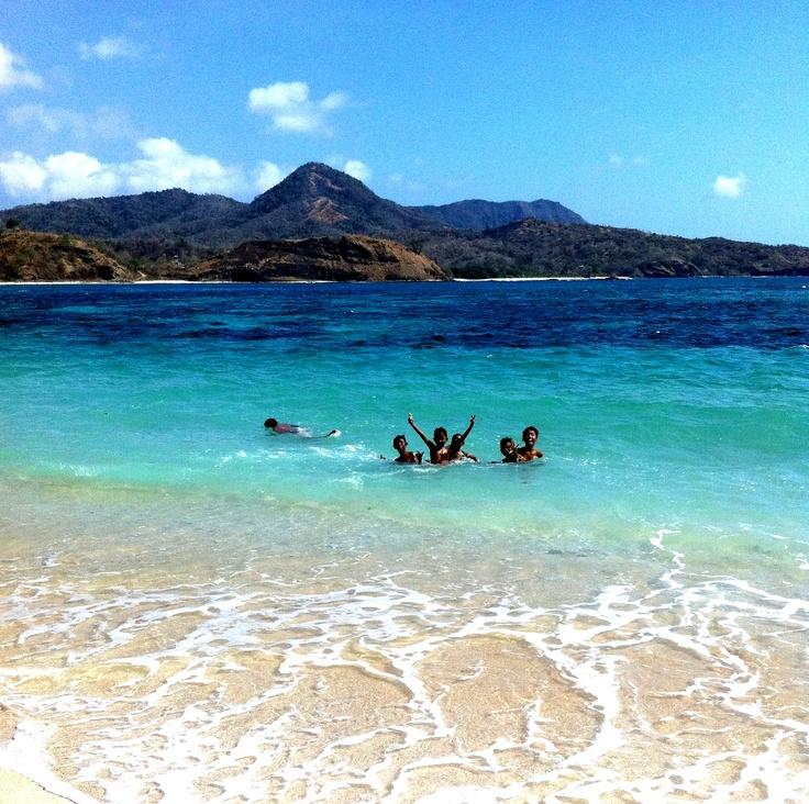 Maluk Beach, Sumbawa, Indonesia