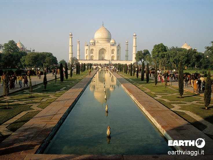 Taj Mahal, #India
