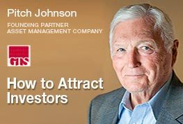 """Micro-course """"How to Attract Investors"""" by Pitch Johnson https://coursmos.com/course/how-to-attract-investors #Startups @Coursmos Courses"""