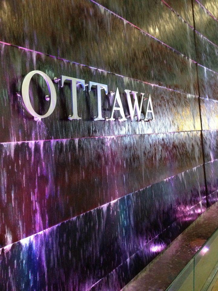 Ottawa Macdonald-Cartier International Airport (YOW) in Ottawa, ON