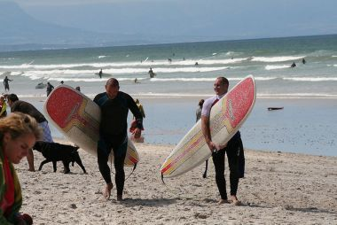 Muizenberg – one of National Geographic's World's 20 Best Surf Towns
